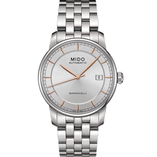 Buy Mido Men's Watch Baroncelli II M86004101 Automatic