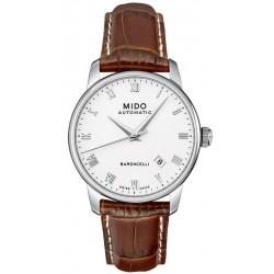 Buy Mido Men's Watch Baroncelli M86004268 Automatic