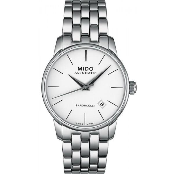 Buy Mido Men's Watch Baroncelli II M86004761 Automatic