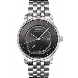 Buy Mido Men's Watch Baroncelli II Power Reserve Automatic M86054131