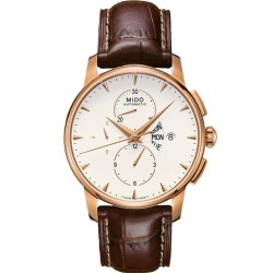 Mido Men's Watch Baroncelli II Automatic Chronograph M860731182