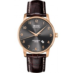 Mido Men's Watch Baroncelli II COSC Chronometer Jubilee Automatic M86903138