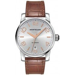 Montblanc TimeWalker Automatic Men's Watch 105813