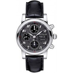 Montblanc Star Chronograph Automatic Men's Watch 106467