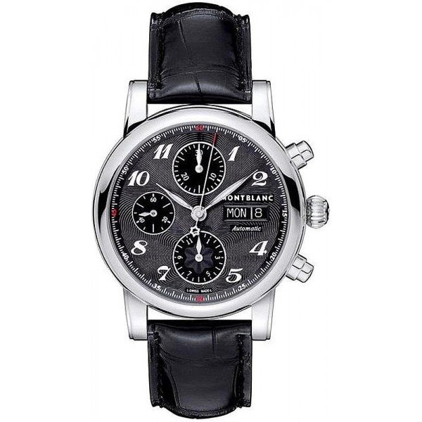 Buy Montblanc Star Chronograph Automatic Men's Watch 106467