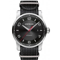 Montblanc TimeWalker Urban Speed Date e-Strap Automatic Men's Watch 113850