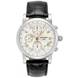 Montblanc Star Chronograph GMT Automatic Men's Watch 36967