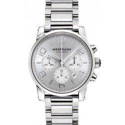Montblanc TimeWalker Chronograph Automatic Men's Watch 9669