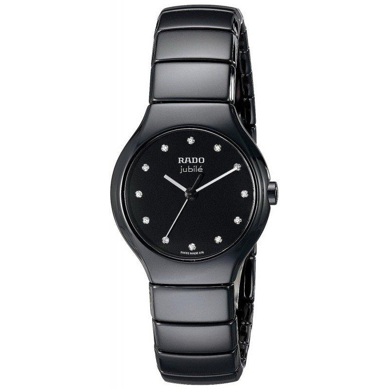 eba053e2a Rado Women's Watch True S Jubilé Quartz R27655762