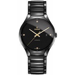 Buy Rado Men's Watch True Automatic Diamonds R27056712