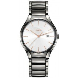 Buy Rado Men's Watch True L Quartz R27239102