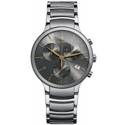 Rado Men's Watch Centrix Chronograph XL Quartz R30122103