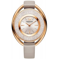 Swarovski Women's Watch Crystalline Oval 5158544