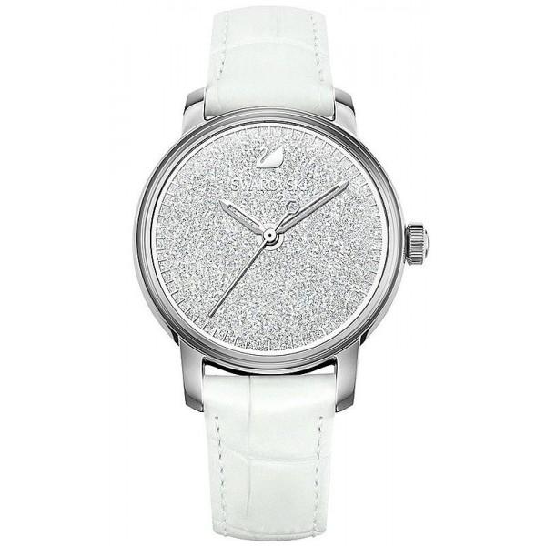 Buy Swarovski Women's Watch Crystalline Hours 5218899 Automatic