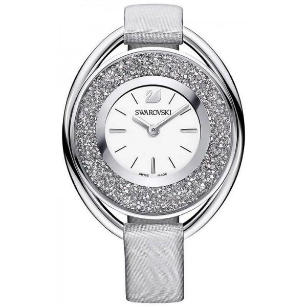 Buy Swarovski Women's Watch Crystalline Oval 5263907