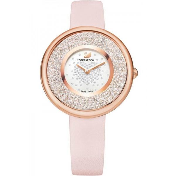 Buy Swarovski Women's Watch Crystalline Pure 5376086