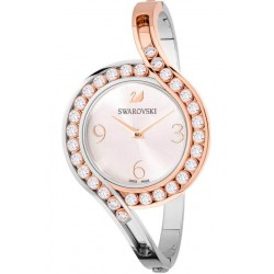 Swarovski Women's Watch Lovely Crystals Bangle M 5452486
