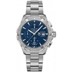 Buy Tag Heuer Aquaracer Men's Watch CAY2112.BA0927 Automatic Chronograph