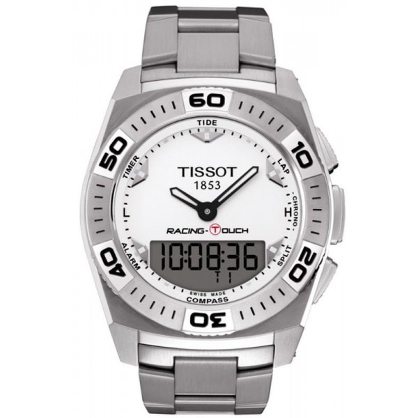 Buy Tissot Men's Watch Racing-Touch T0025201103100