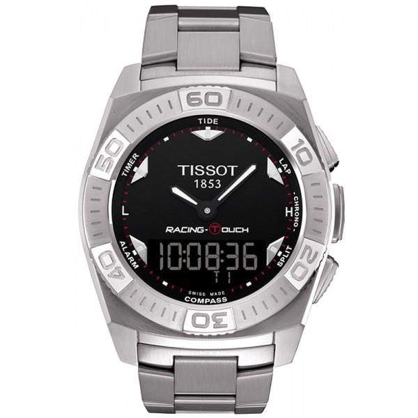 Buy Tissot Men's Watch Racing-Touch T0025201105100