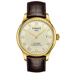 Tissot Men's Watch T-Classic Le Locle Powermatic 80 T0064073626300