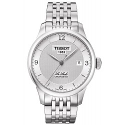 Tissot Men's Watch T-Classic Le Locle Automatic COSC T0064081103700