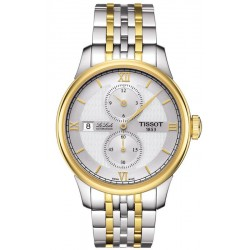 Tissot Men's Watch Le Locle Automatic Regulateur T0064282203802