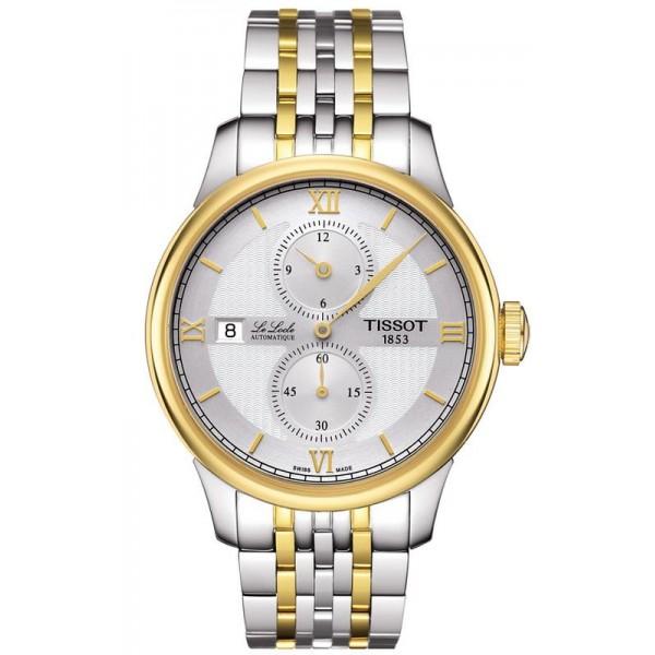 Buy Tissot Men's Watch Le Locle Automatic Regulateur T0064282203802