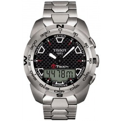 Tissot Men's Watch T-Touch Expert Titanium T0134204420100