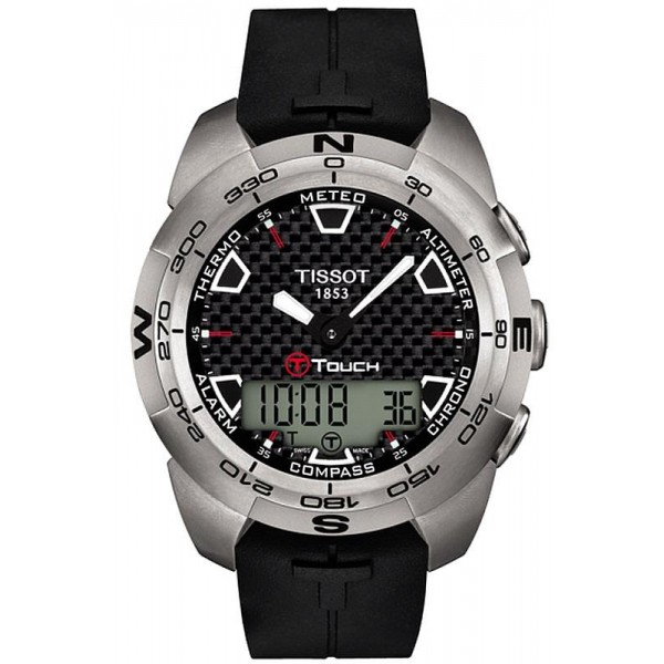 Buy Tissot Men's Watch T-Touch Expert Titanium T0134204720100