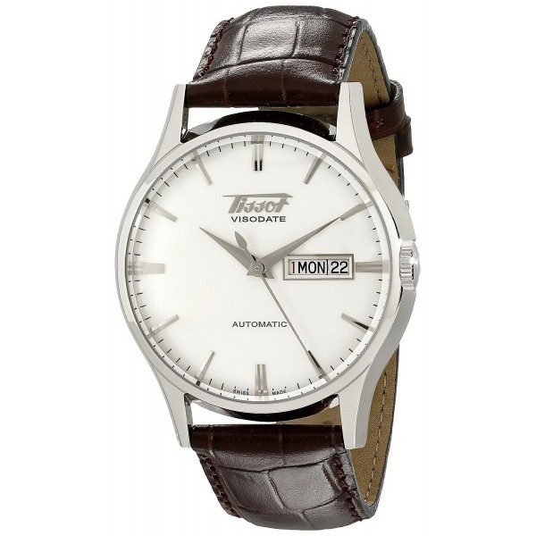 Buy Tissot Men's Watch Heritage Visodate Automatic T0194301603101