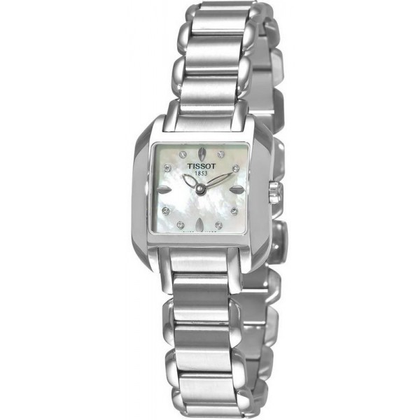 Buy Tissot Women's Watch T-Lady T-Wave T02128574 Quartz