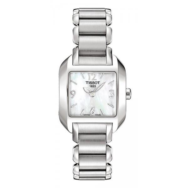 Buy Tissot Women's Watch T-Lady T-Wave Quartz T02128582