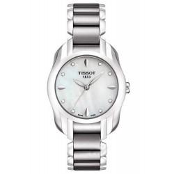 Tissot Women's Watch T-Wave Round T0232101111600 Quartz