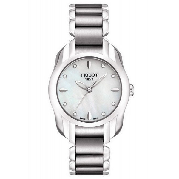 Buy Tissot Women's Watch T-Wave Round T0232101111600 Quartz