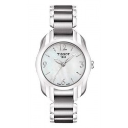 Tissot Women's Watch T-Lady T-Wave Round T0232101111700 Quartz