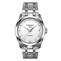 Tissot Women's Watch T-Classic Couturier Automatic T0352071101100