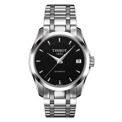 Tissot Women's Watch T-Classic Couturier Automatic T0352071105100