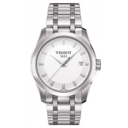 Tissot Women's Watch T-Classic Couturier Quartz T0352101101600