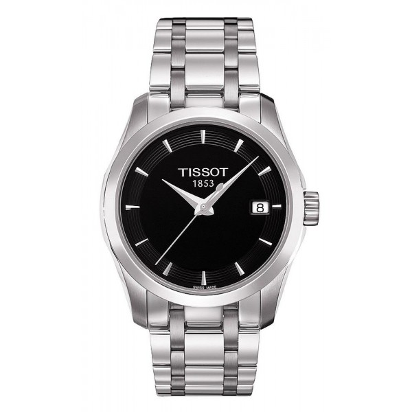 Buy Tissot Women's Watch T-Classic Couturier Quartz T0352101105100