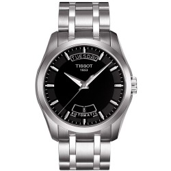 Tissot Men's Watch T-Classic Couturier Automatic T0354071105100