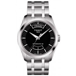 Tissot Men's Watch T-Classic Couturier Powermatic 80 T0354071105101