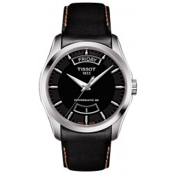 Tissot Men's Watch T-Classic Couturier Powermatic 80 T0354071605103