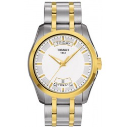Tissot Men's Watch T-Classic Couturier Automatic T0354072201100