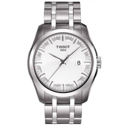 Tissot Men's Watch T-Classic Couturier Quartz T0354101103100