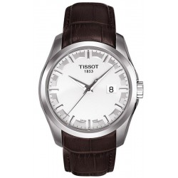 Tissot Men's Watch T-Classic Couturier Quartz T0354101603100