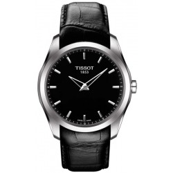 Tissot Men's Watch T-Classic Couturier Secret Date T0354461605100