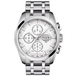 Buy Tissot Men's Watch Couturier Automatic Chronograph T0356141103100