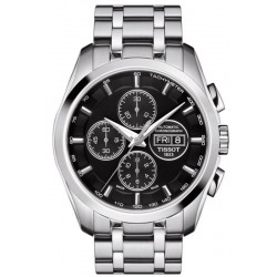 Tissot Men's Watch Couturier Automatic Chronograph T0356141105101