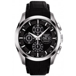 Tissot Men's Watch Couturier Automatic Chronograph Valjoux T0356141605100